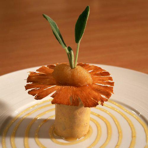 6 - Ananas et foie gras