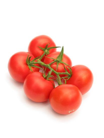 Gros plans tomates
